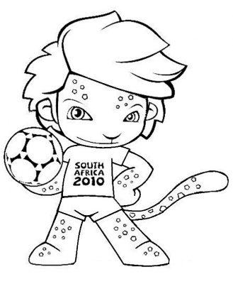 Imagens de futebol para imprimir e colorir