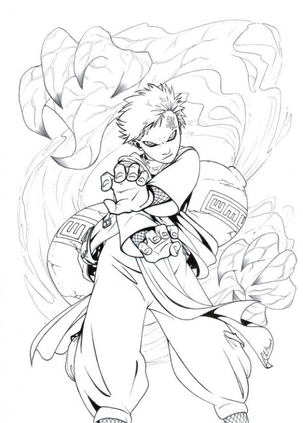 Desenhos Do Naruto Para Imprimir E Colorir Educacao Online
