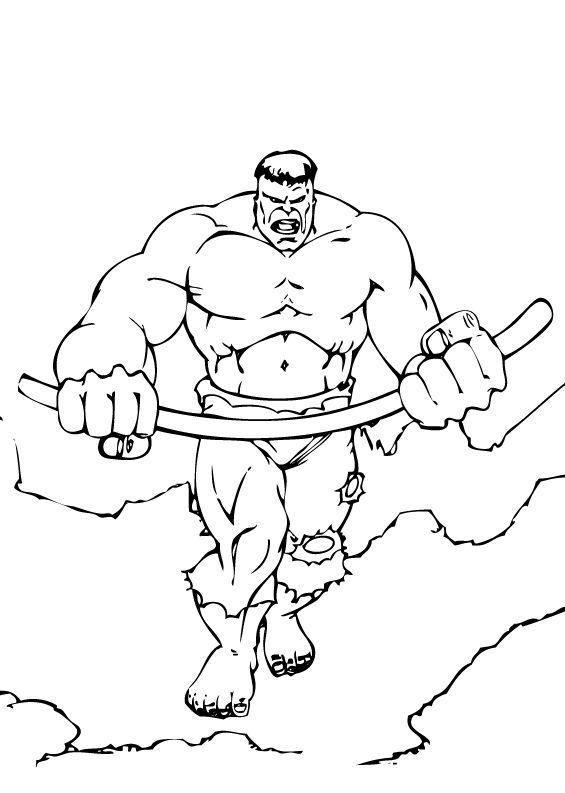 Desenhos Do Hulk Para Imprimir E Colorir Educacao Online