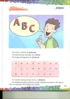 Actividades Língua Portuguesa 1º ciclo