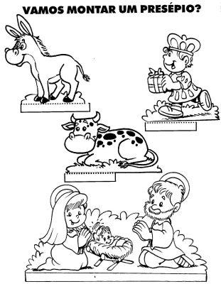 Actividades Natalícias diversas para as crianças