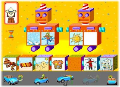 Actividades e jogos online