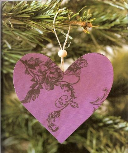 Coração de Natal