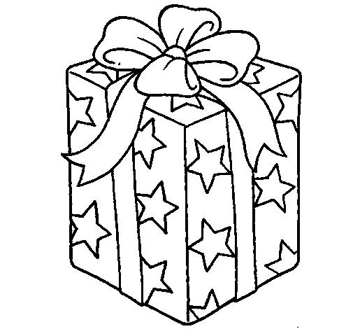 Desenhos De Presentes De Natal Para Imprimir E Colorir Educação Online