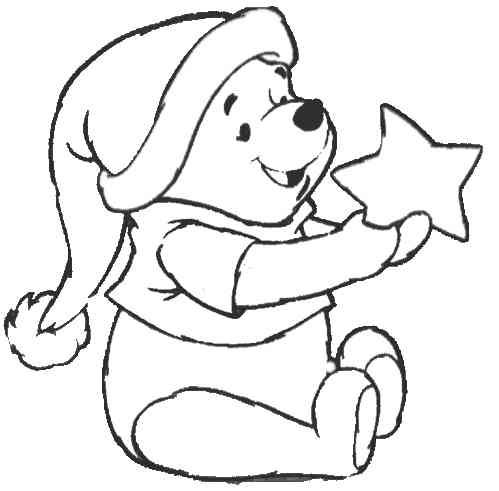 Imagens Da Disney Para Imprimir E Colorir Ursinho Pooh 3