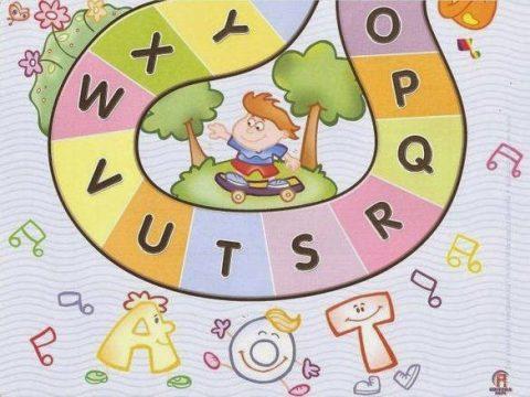 jogo para aprender as letras do alfabeto