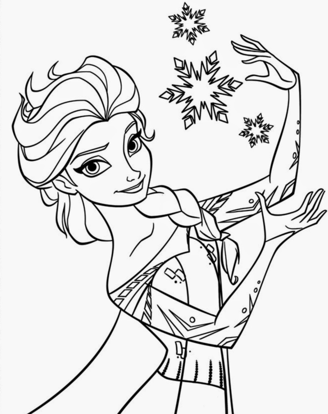 desenhos para colorir frozen fichas e atividades