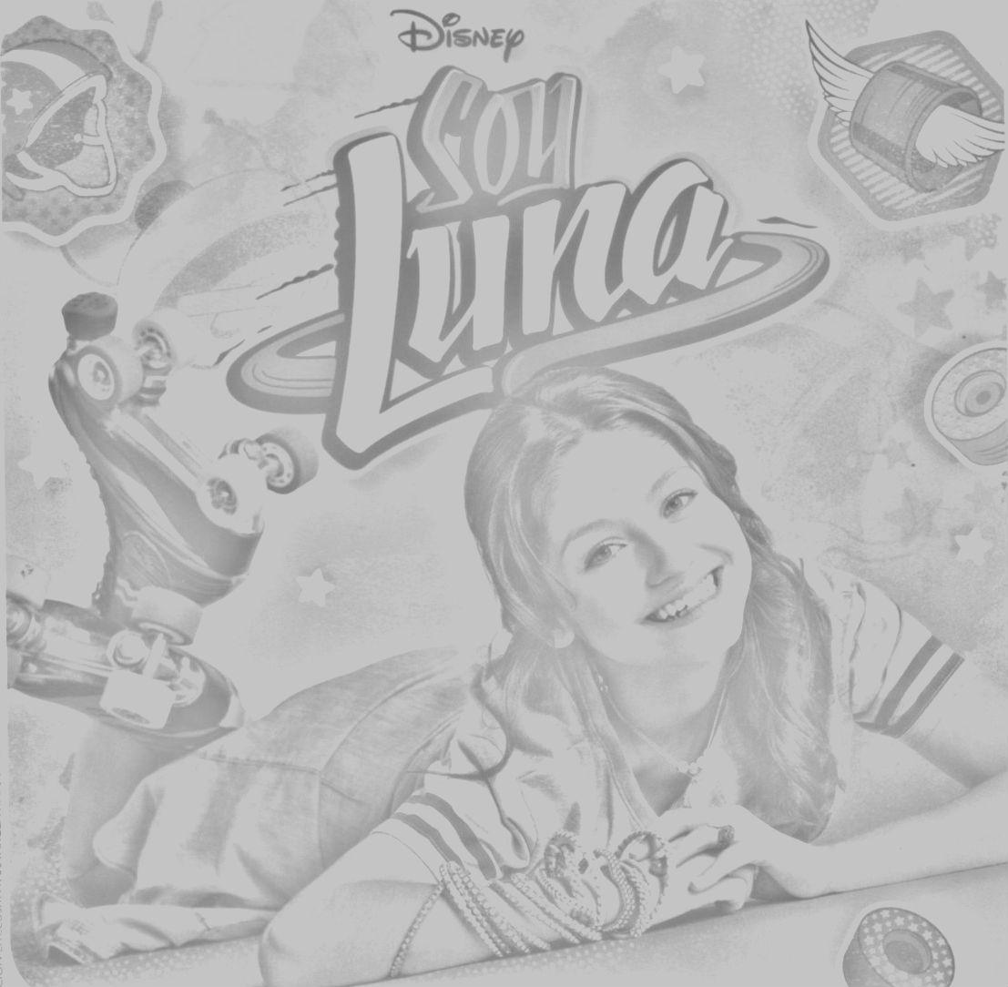 Desenhos Para Colorir Soy Luna Educacao Online