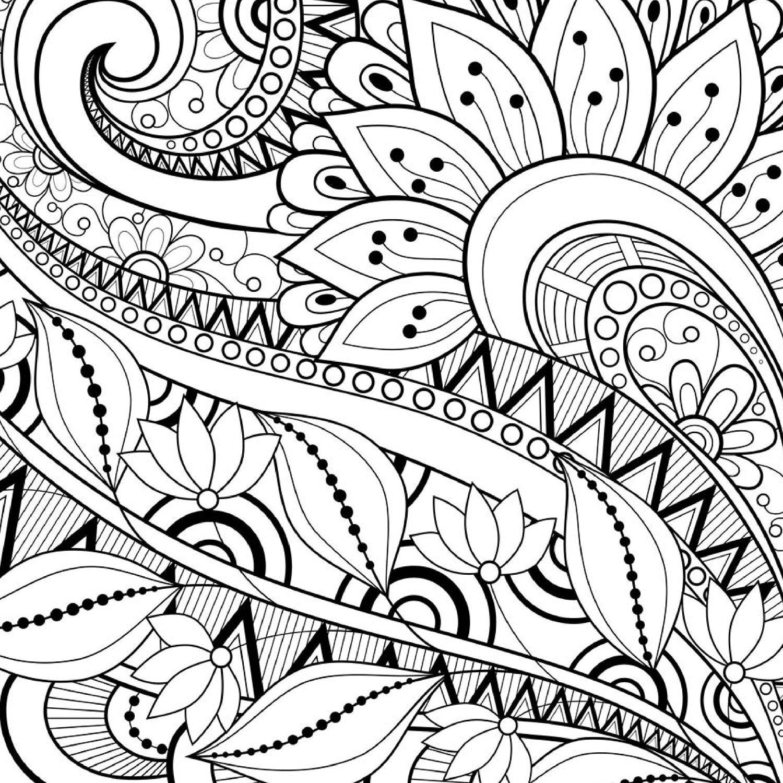 Desenhos Para Colorir Para Aliviar O Stress Educacao Online