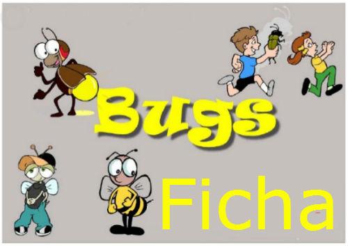 Nomes de insetos e animais em inglês