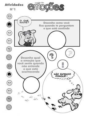 Atividades de Alfabetização Infantil