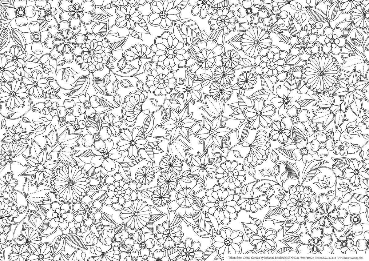 Desenhos Para Colorir Para Aliviar O Stress