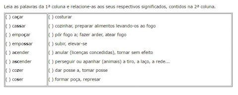 Atividades de Português com c, ç, s, ss, sc, z - 1
