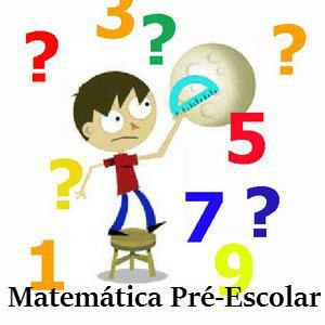 Problemas matemáticos para pré-escolar