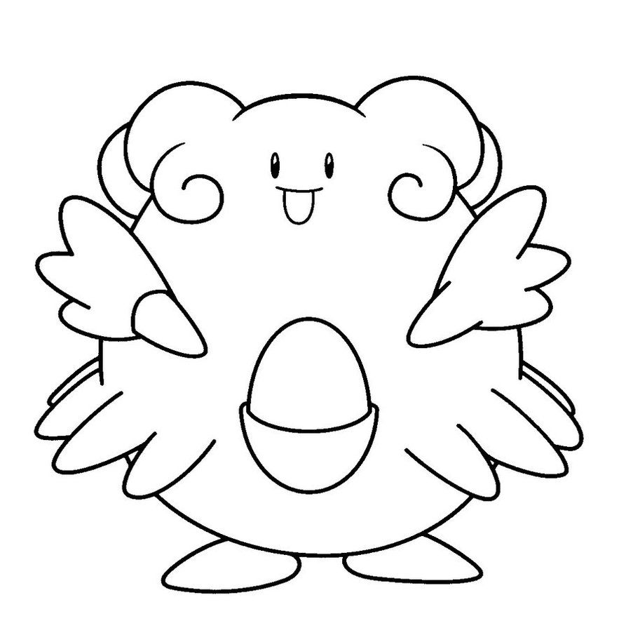new series pokemon coloring pages - photo#9