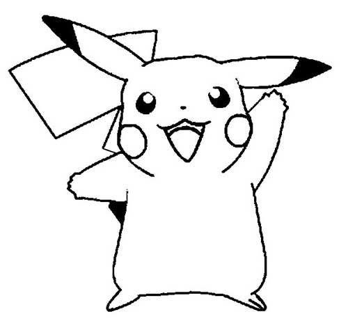 Desenhos Do Pokemon Para Imprimir E Colorir Educacao Online