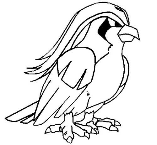 Desenhos Do Pokemon Para Imprimir E Colorir Fichas E