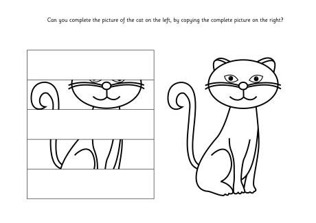desafios-puzzle-em-ingles-para-criancas-gato