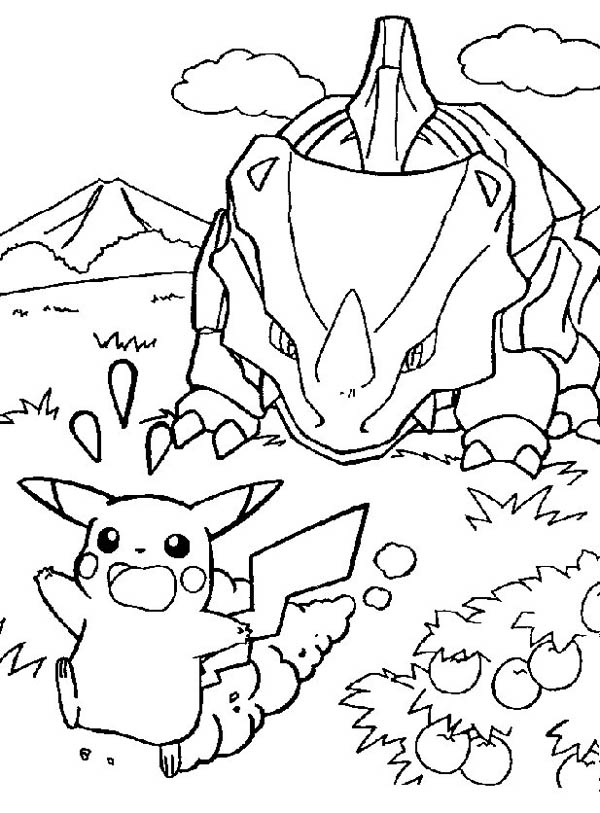 All about Pokemon Desenhos Para Pintar Colorir E Imprimir Do Pikachu ...