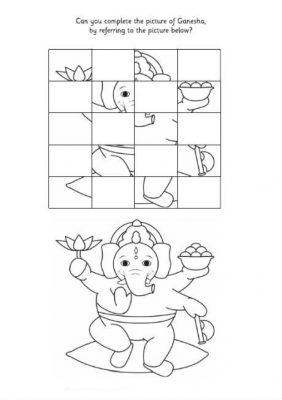 Actividade de Inglês - Complete o puzzle das imagens