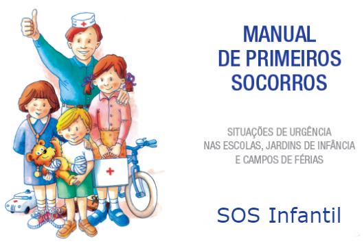 SOS Infantil - Manual de Primeiros Socorros
