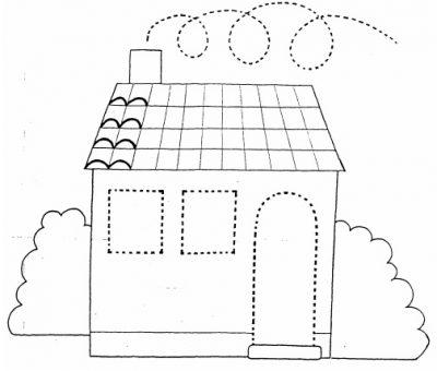 grafismos circulares para idade pré-escolar