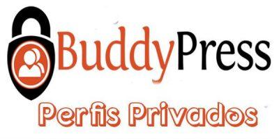 Como tornar os perfis de membros do buddypress privados