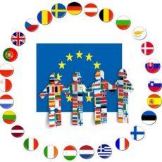Jogos e Passatempos sobre a UE para crianças e adultos