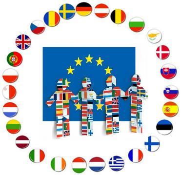 Jogos e Passatempos sobre a UE