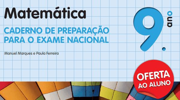 Matemática - Preparação para os exames do 9º ano
