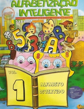 5 livros grátis de Alfabetização Inteligente