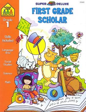 First Grade Scholar