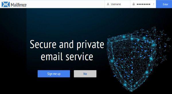 Mailfence - Procura um e-mail encriptado e seguro