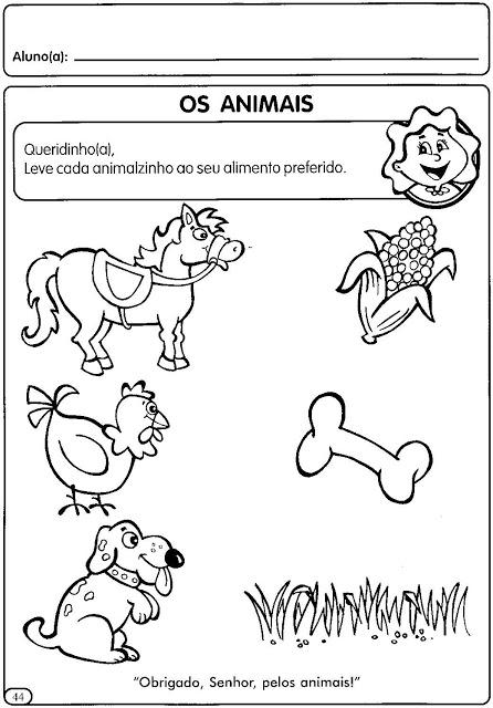Atividades Com Animais Para Educação Infantil Educação Online