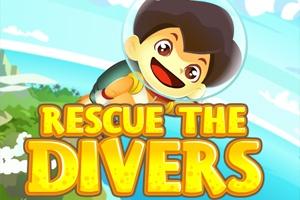 Resgate dos mergulhadores