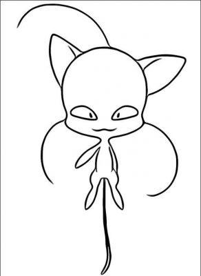 Desenhos da Ladybug para imprimir e colorir