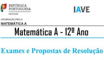 New Social - Exames Nacionais de Matemtica 12 ano com Resolucao