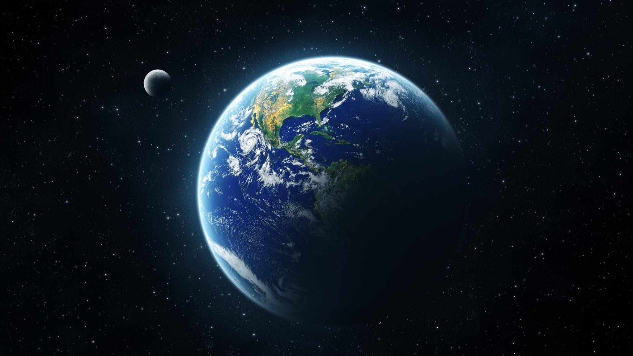 Imagens do planeta Terra em alta resolução