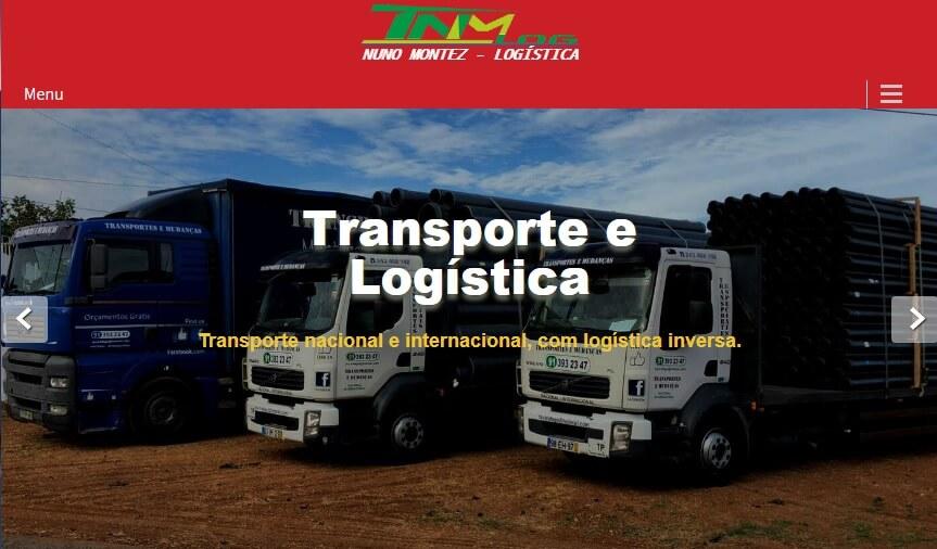 Transporte de mercadorias e Serviço de mudanças em Portugal e toda a Europa.