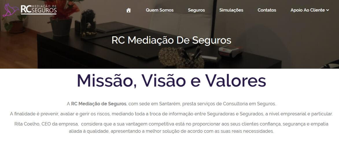 RC Mediação de Seguros em Santarém