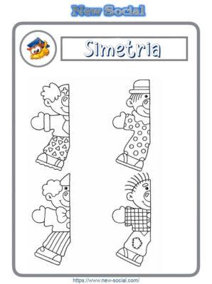 Atividades de simetria para o ensino fundmental e pré-escolar - Matemática