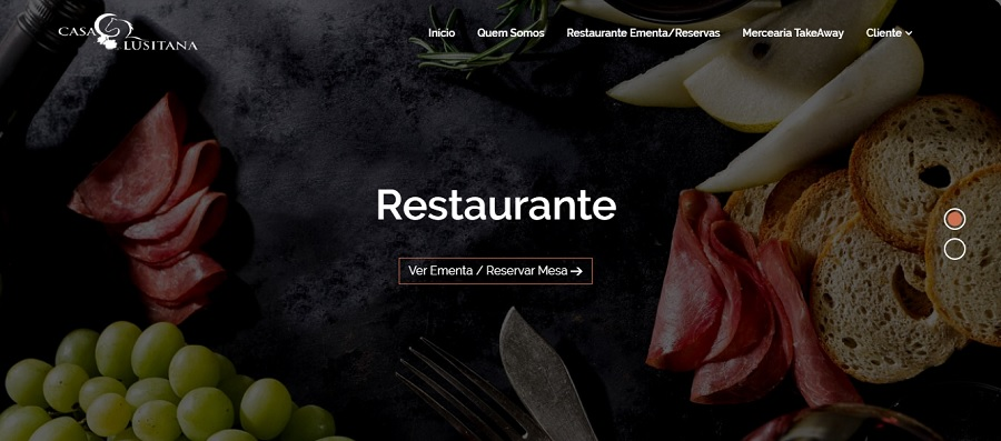 Casa Lusitana - Restaurante & Mercearia
