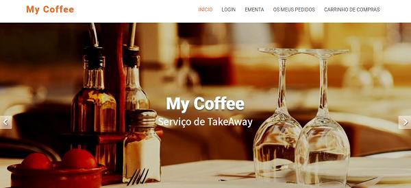 Café MyCoffee - Café, Pastelaria e Refeições Rápidas